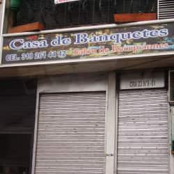Casa De Banquetes  en Bogotá