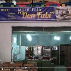 """Mueblería """"Don Fabi"""" en Santiago"""