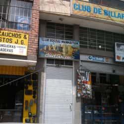 Club Social Manhattan en Bogotá