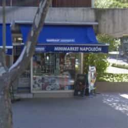 Minimarket Napoleon en Santiago