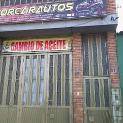 Jorcarautos en Bogotá