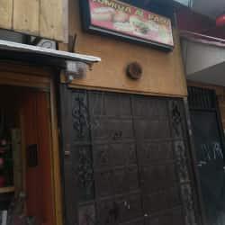 Comida al Paso en Santiago