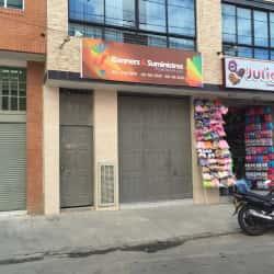 Banners & Suministros Publicitarios S.A.S.  en Bogotá