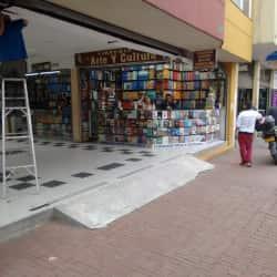 Libreria Arte y Cultura  en Bogotá