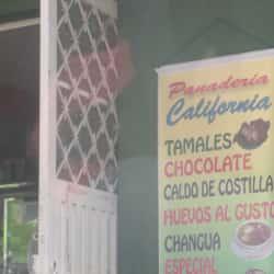 Panaderia California en Bogotá
