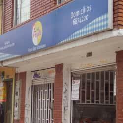 Pollo Fiesta Gaitana en Bogotá