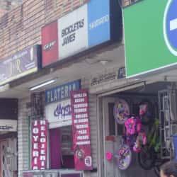 Bicicletas James en Bogotá