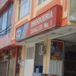 Drogueria Disalud Nª 1 en Bogotá