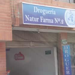 Droguería Natur Farma N°2  en Bogotá