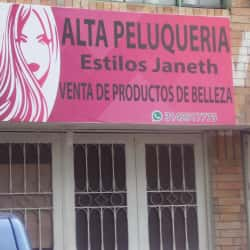 Alta Peluqueria Estilos Janeth en Bogotá