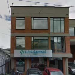EPS Sanitas Norte en Bogotá