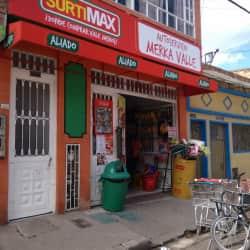 Auto Servicio Merka Valle  en Bogotá