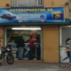 Autorepuestos 80 en Bogotá