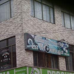 Billares Mixtos La Montana en Bogotá