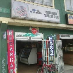Cigarrería Sinaloa G & C en Bogotá