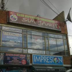 Club Deportivo Taekwondo Sim Jang  en Bogotá