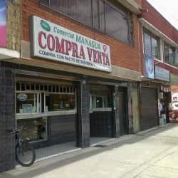 Comercial Managua en Bogotá