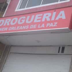 Drogueria New Orleans De La Paz en Bogotá