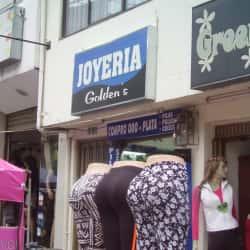 Joyeria Golden's  en Bogotá