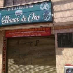 Joyeria y Relojeria Manos de Oro en Bogotá