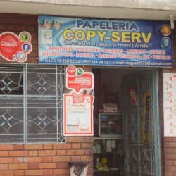 Papeleria Copy - Serv  en Bogotá