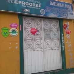 Papelería El Paisa en Bogotá