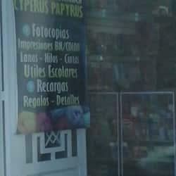 Papeleria y Miscelanea Cyperus Papyrus  en Bogotá