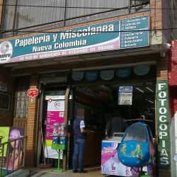 Papeleria y Miscelanea Nueva Colombia en Bogotá
