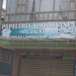 Papeleria y Miscelanea Santi en Bogotá