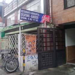 Restaurante Cardiosopitas en Bogotá