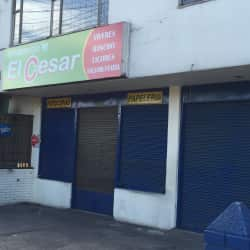 Autoservicio El Cesar en Bogotá