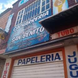 Cacharreria San Benito en Bogotá
