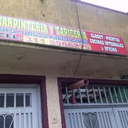 Carpinteria y Tapiceria  en Bogotá