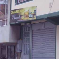 Cigarreria Napoles JC en Bogotá