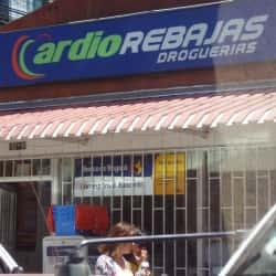 Droguerias Cardiorebajas en Bogotá