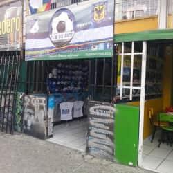 El Aguante en Bogotá
