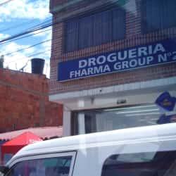Droguería Pharma Group N 2 en Bogotá