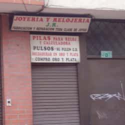 Joyería y Relojería JR en Bogotá