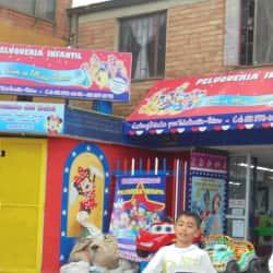 Peluquería Infantil el Club de Mickey Mouse en Bogotá