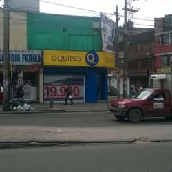 Aquiles Ferias en Bogotá