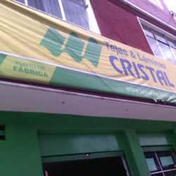 Tejas Cristal Calle 46 en Bogotá