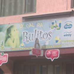 Pañalera Rulitos en Bogotá