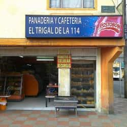 Panadería y Cafetería El Trigal de la 114 en Bogotá