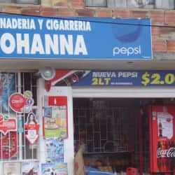 Panaderia y Cigarreria Johanna en Bogotá