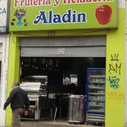 Fruteria Heladeria Aladin  en Bogotá