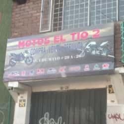 Motos El Tio 2 Compra - Venta - Permuta en Bogotá