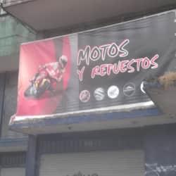 Motos y Repuestos en Bogotá