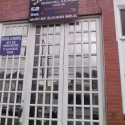 Moto center  en Bogotá