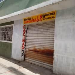 Muebles & Carpinteria J.P  en Bogotá