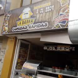 La Barra Comidas Rapidas  en Bogotá